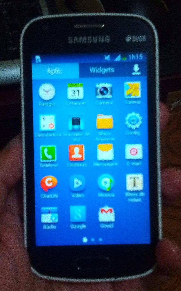cbfc10bec Samsung Galaxy S Duos 2 (gt-s7582l) - R$ 200,00 em Mercado Livre