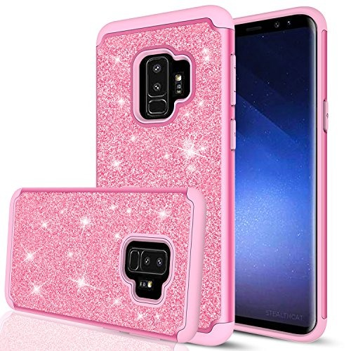19c6d5d75e9 Samsung Galaxy S1 Plus Funda Para Niñas Mujeres Leyi Glitt ...