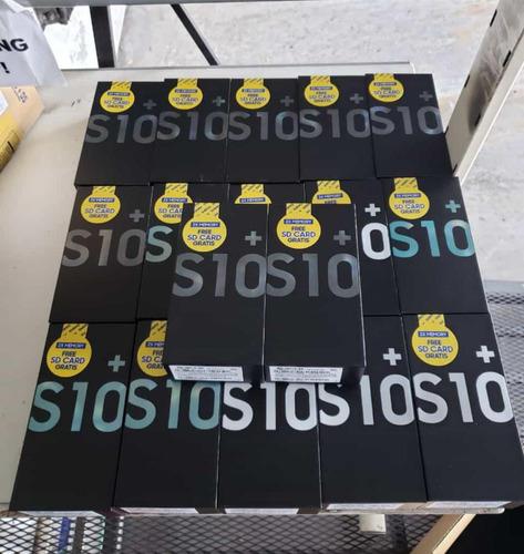 samsung galaxy s10 + (770) liberado + garantia + tienda