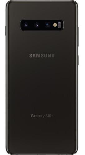samsung galaxy s10+ plus 128gb 8gb triple cam negro evotech