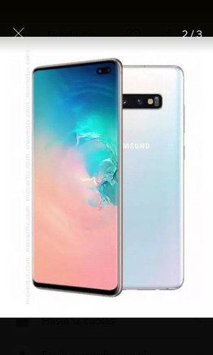samsung galaxy s10 plus 128gb prism white snapdragon