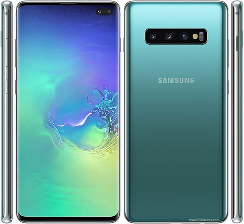 samsung galaxy s10+ plus 128gb/8gb ram libre estuche 4g
