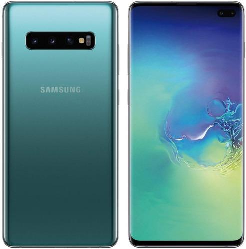 samsung galaxy s10 plus dual sim 128gb 8gb libre de fábrica