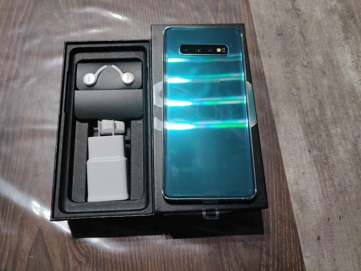 Samsung Galaxy S10 Plus Verde - $ 18,500.00 en Mercado Libre