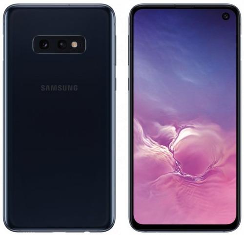 samsung galaxy s10e 128gb 6gb en ram + sd 64gb dual sim