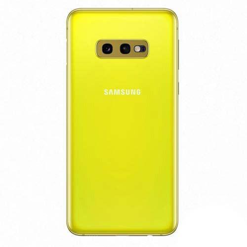 samsung galaxy s10e amarelo,8 4g 128 gb 12 mp+ 16mp smg970fz