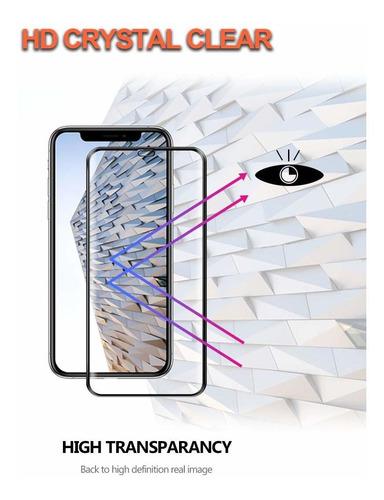 samsung galaxy s10e - protector de pantalla - vidrio templad