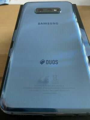 samsung galaxy s10e sm-g970f - 128gb-prism blue (sin simlock