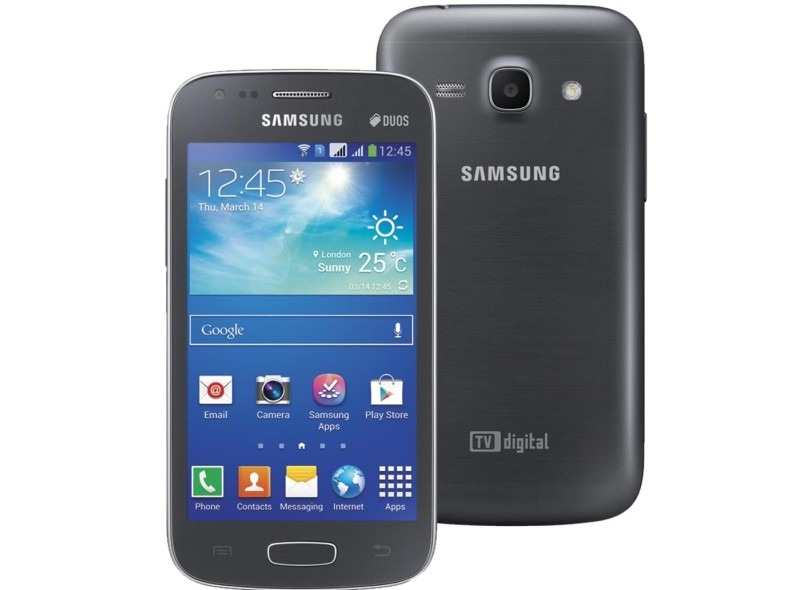 81926765b samsung galaxy s2 duos tv s7273t 3g 2 chips 5mpx+nf+garantia. Carregando  zoom.