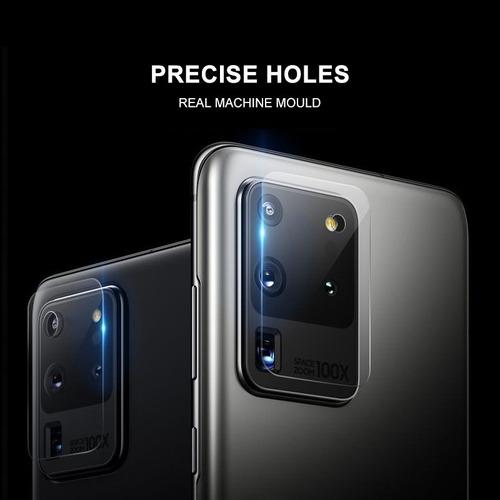 samsung galaxy s20 ultra vidrio templado cámara 2un | kyrios