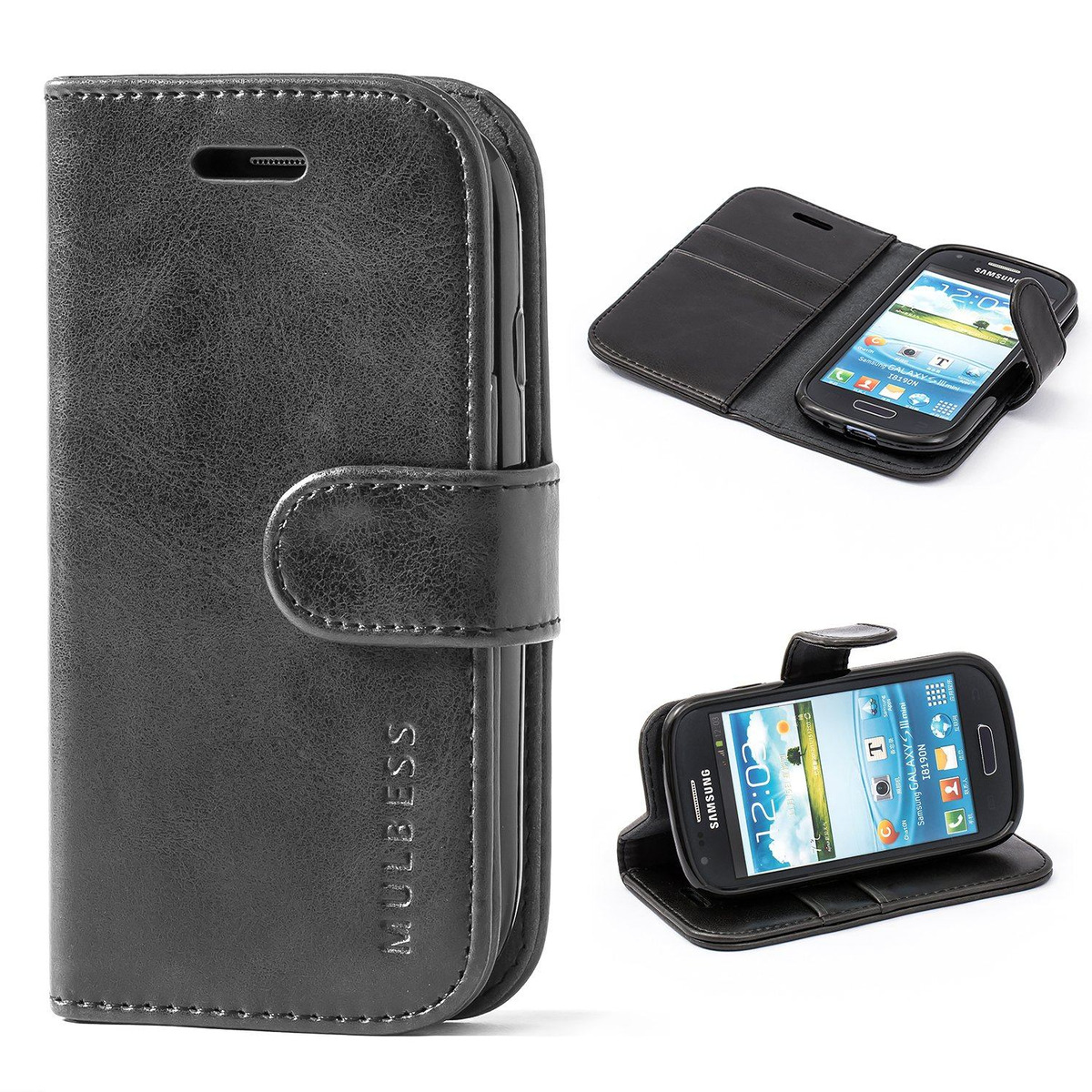 3def8569dcc samsung galaxy s3 mini funda,mulbess leather funda, flip fol. Cargando zoom.