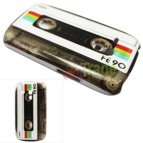 samsung galaxy s3 mini i8190 carcasa retro casette protector