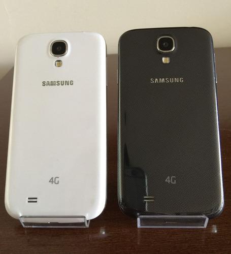 samsung galaxy s4 16gb 4g i9505 branco preto de vitrine