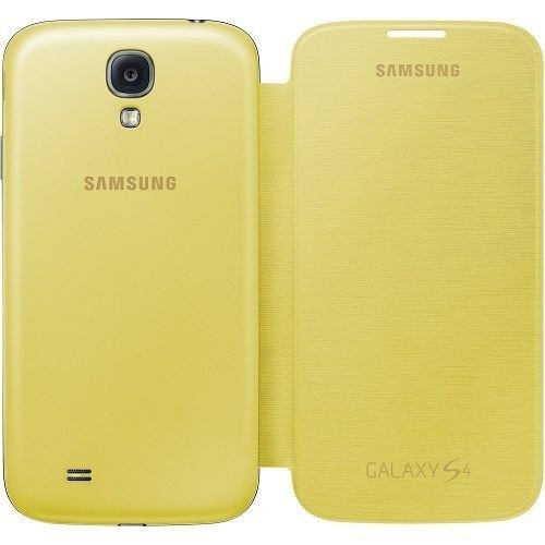 samsung galaxy s4 flip cover - capa protetora original