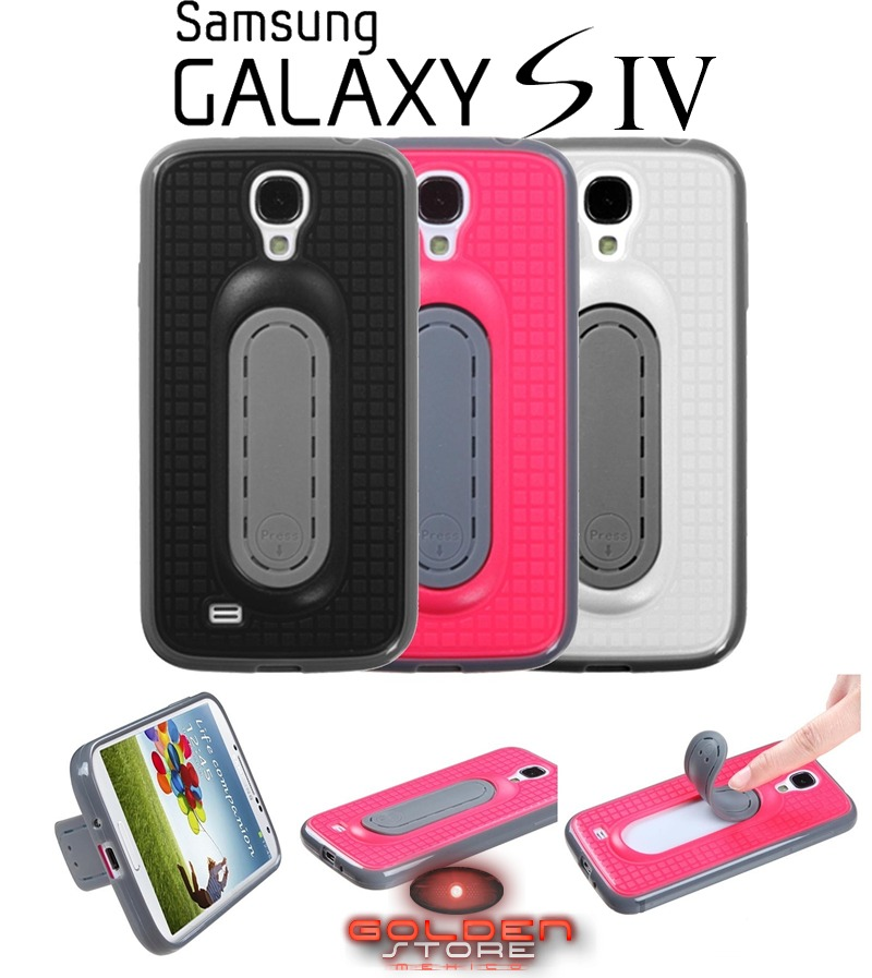 Samsung galaxy s4 funda dual con lengueta y stand en mercado libre - Comprar funda samsung galaxy s ...