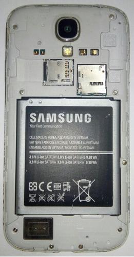 samsung galaxy s4 gt - i9505 - com defeito