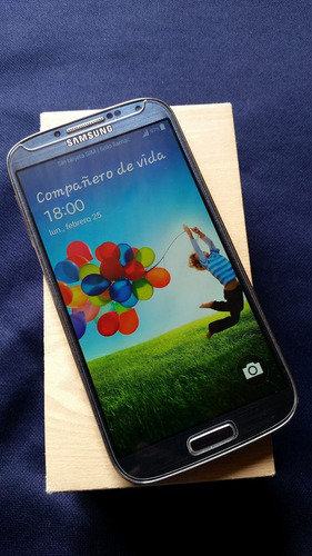 samsung galaxy s4 gt.9500 3g antel impecable!!!