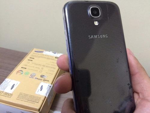 samsung galaxy s4 i9505 4g 16g (32gb micro sd) preto