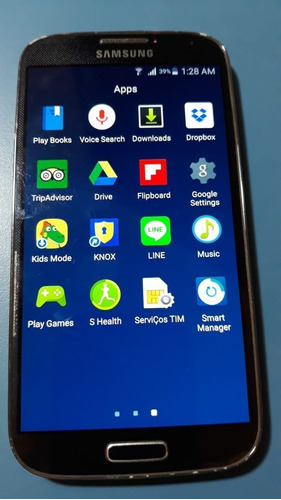 samsung galaxy s4 i9505 4g - android 4.2, 13mp *** defeito *