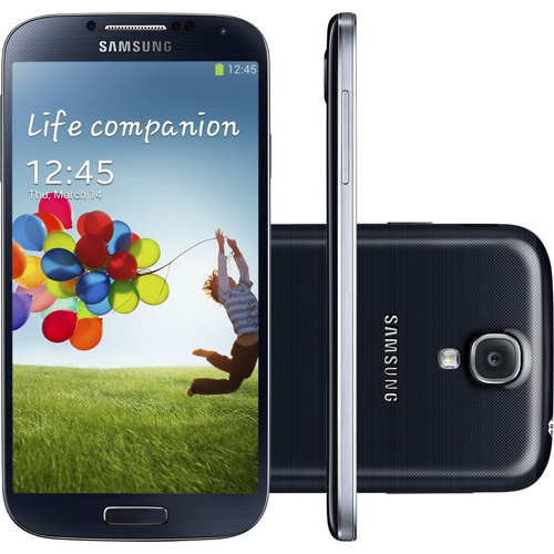 samsung galaxy s4 i9515 4g - android 4.2, 13mp - novo