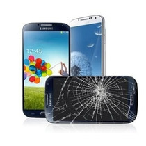 Cambio Glass Samsung Galaxy S4/mini Instala/incluida Gel Uv