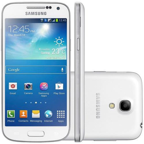 samsung galaxy s4 mini duos i9192 2 chip 8gb 3g nfe seminovo