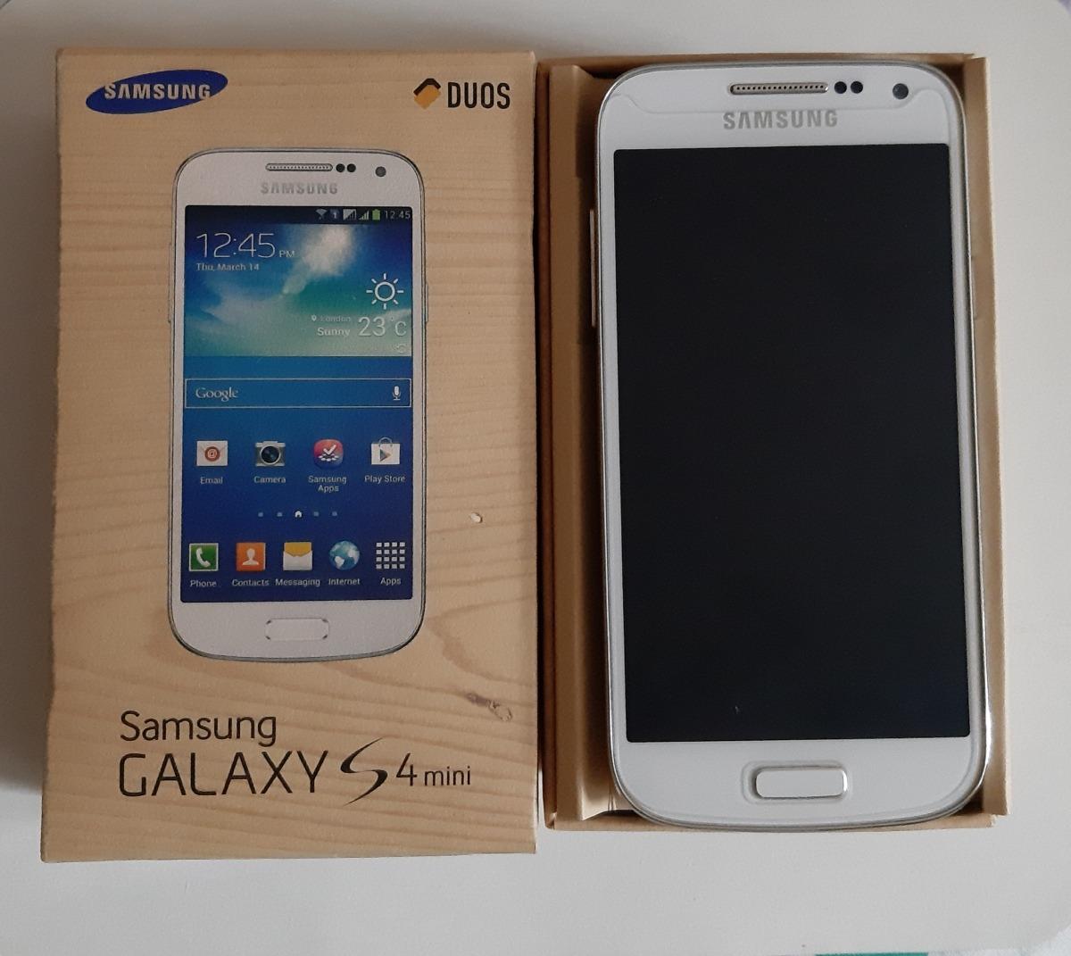 4c26a8304a7 Samsung Galaxy S4 Mini Gt-i9192 Duos Para Repuesto - Bs. 150.000,00 ...