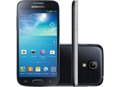 samsung galaxy s4 mini i9195 - android 4.2, 8 mp -de vitrine