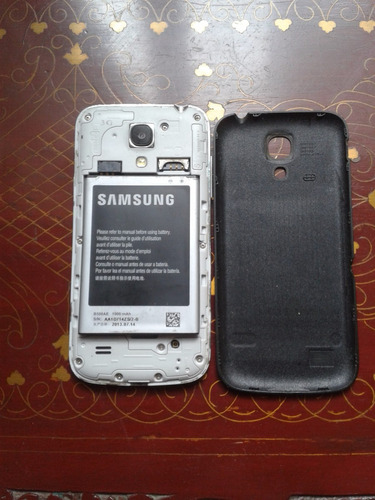 samsung galaxy s4 mini para repuesto (tarjeta madre dañada)