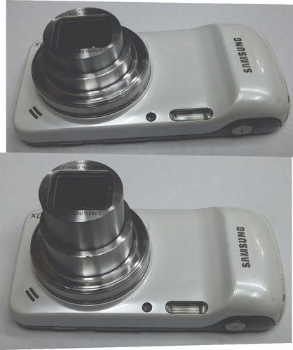 samsung galaxy s4 zoom  con cámara integrada