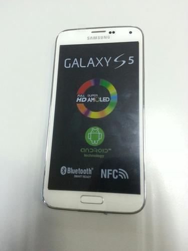 samsung galaxy s5 16 gb blanco nuevo en su caja