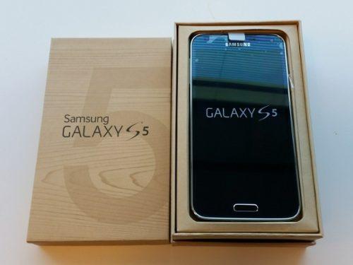 samsung galaxy s5 16gb caja sellada grado a blanco