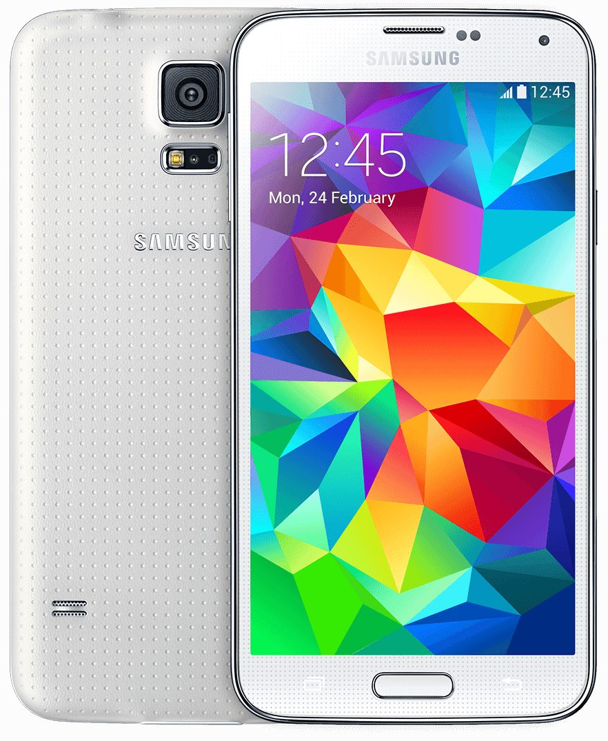 samsung galaxy s5 16gb caja sellada grado a blanco 2 en mercado libre. Black Bedroom Furniture Sets. Home Design Ideas