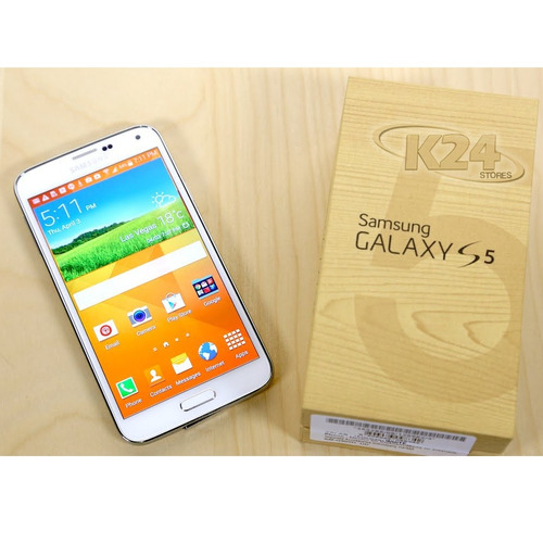 samsung galaxy s5 - 4g lte - 16gb - 2gb - 16mp - libre - usa