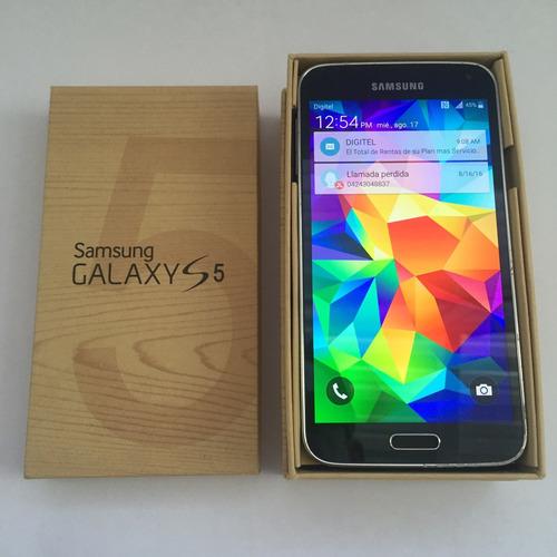 samsung galaxy s5 sm-g900a unlocke 16gb como new soy tienda