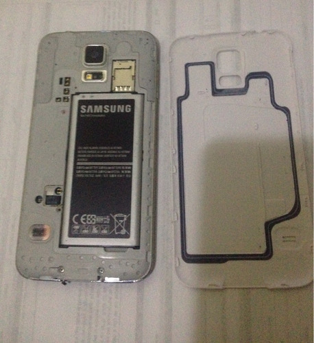 samsung galaxy s5 sm-g900h pantalla dañada