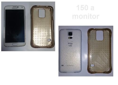 samsung galaxy s5 sm-g900v  liberado 100% operativo usado