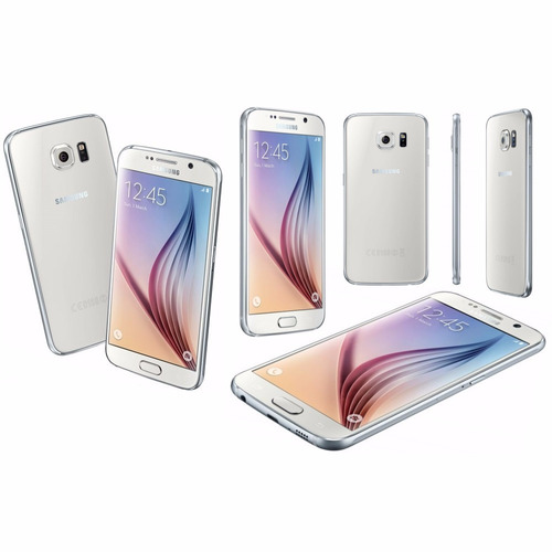 samsung galaxy s6 32gb blanco caja sellada