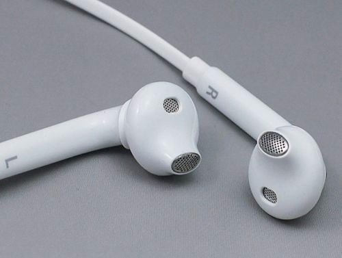 samsung galaxy s6 audifonos originales - cable plano-earpods