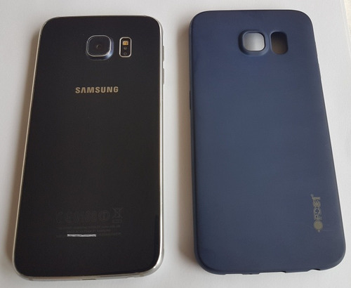 samsung galaxy s6 blue 32gb excelente negociable oferta