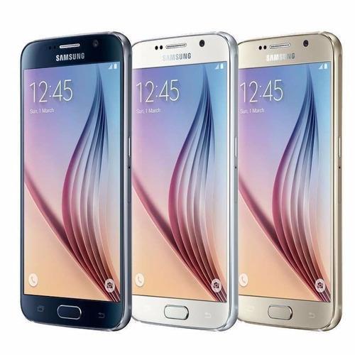 samsung galaxy s6 celular liberado 4g original smartphone
