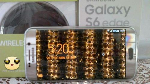 samsung galaxy s6 edge dorado platinum 64gb