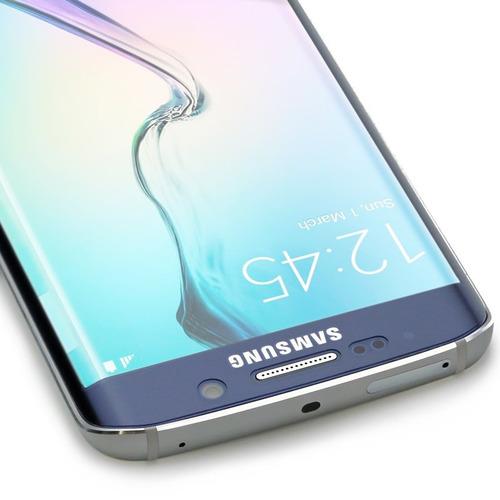 samsung galaxy s6 edge protector de pantalla curvo escudo