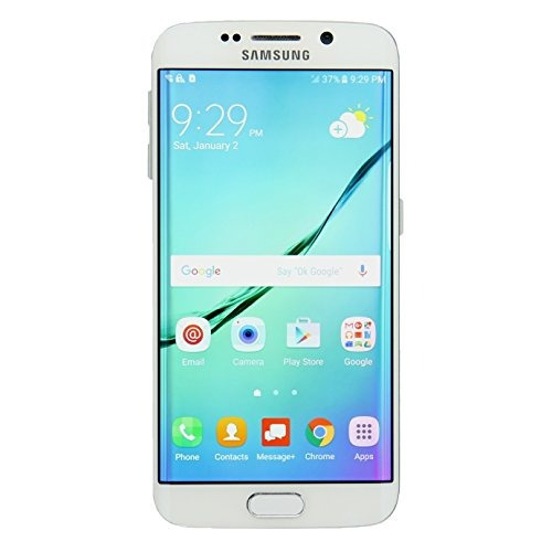 samsung galaxy s6 edge sm-925v 64gb blanco smartphone para