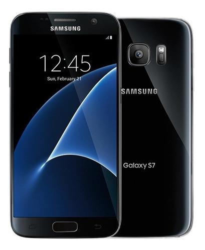 samsung galaxy s7 32gb 4g gold en caja + wireless