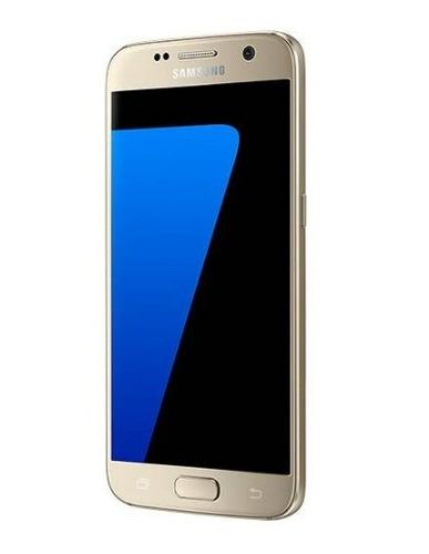 samsung galaxy s7 32gb dourado completo lacrado nota fiscal