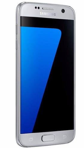 samsung galaxy s7 32gb libre de fabrica + mica de vidrio