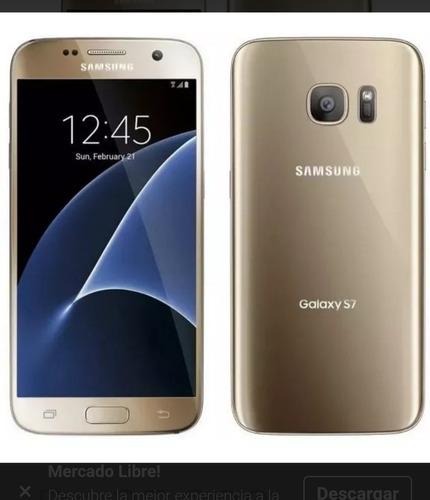 samsung galaxy s7 como nuevo
