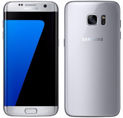 samsung galaxy s7 edge 32 gb 90% de estetica, de exhibicion