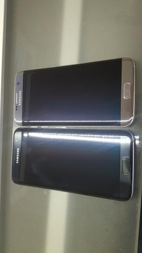 samsung galaxy s7 edge 32 gb de exhibicion + regalo